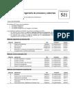521 Investigacion en Ingenieria en Procesos y Sistemas Industriales