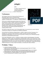Filament (Kosmologie) – Wikipedia