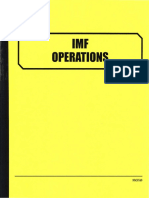 IMF Operations, Form #09.034