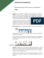 Cadena de suministros y Canales de distribucion
