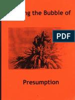 Presumption, Form #09.048