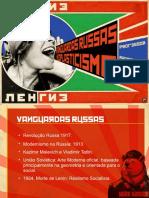 Vanguarda Russa e Neoplasticismo