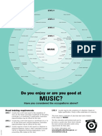 do you enjoy or are you good at music - a4c