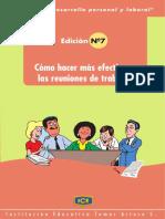 Cómo hacer más efectivas las reuniones de trabajo.pdf