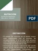 13 NUTRICIÓN DEL ADULTO MAYOR.pptx