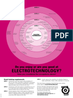 do you enjoy or are you good at electrotechnology - a4c