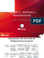 Unidad 3 - Redes inalámbricas terrestres y satelitales.pptx