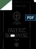 (Parintele Ioanichie Balan) Pateric Romanesc