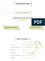 Assign No 3 - Chinese Architecture