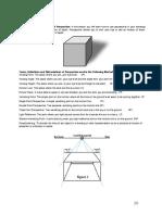 3pt  perspective handout for exterior space lesson