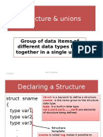 Structure&Unions