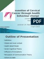 Cervical Cancer Presentation