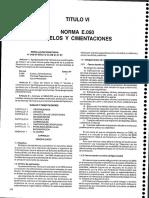 TITULO VI NORMA E.050 SUELOD Y CIMENTACIONES.pdf