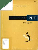 Plato Gorgias