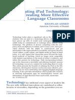 Ahmed_et_al-2015 Incorporating ipad tech.pdf