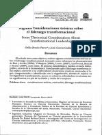 Bracho García Algunas Consideraciones Teóricas Liderazgo Transformacional.pdf