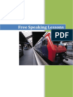Speaking Lessons for Teens