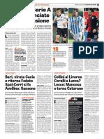 La Gazzetta dello Sport 08-07-2016 - Calcio Lega Pro