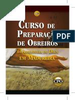 Cpo Curso Preparação Obreiros Ad Madureira