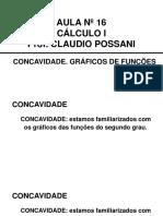 Cálculo i 16