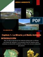 1 CAP. 01- Mineria y Medio Ambiente 2015
