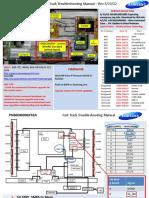 Samsung Plasma TV Type PN60E8000GFXZA - Fast Track Troubleshooting Guide_Service Manual