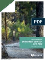 Draft Environment Strategy 2016 2036