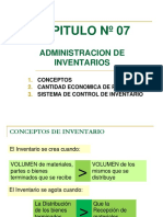 Ing Metodos Cap 07 Inventarios