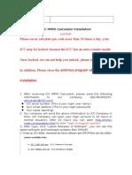 Icc User Manual