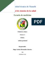 Asfixia Perinatal - Hugo Hernandez - Revisado