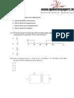 RRB Junior Engineer Electrical  Model  paper 3.pdf