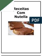 Receitas Com Nutella