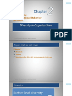 Organization Behavior Chapter 2 Slides