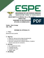 Departamento de Ciencias de La Vida y de La Agricultura(1)