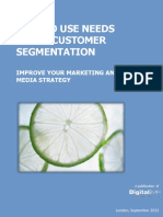 DigitalMR Customer Segmentation