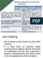3 Job vs Batch Costing