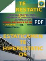 Elementos Estaticamente Hiperestaticos