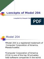 M204 Concepts