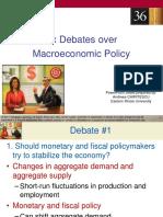 Chapter 36_Six Debates Over Macro Policy
