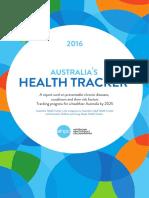 Australia's Health Tracker