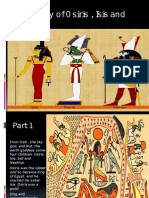 isis  osiris and horus kabeeshan