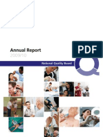 National Quality Board annual report - 2010