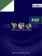 Flexmove Plastic Slat Conveyors System