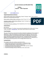 2013 Business Analytics Syllabus March 27 2013