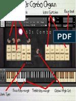 60s Combo Organ