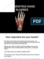Hand Safety Presentation