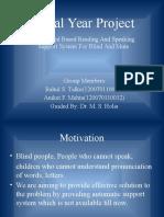 Presentation March'16