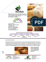 octavius tea offline