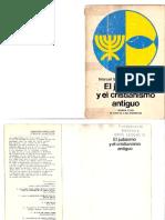 Simon, Marcel y Benoit, André - El Judaísmo y El Cristianismo Antiguo