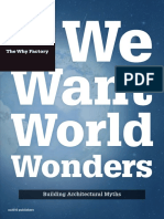 We Want World Wonders (Excerpt)